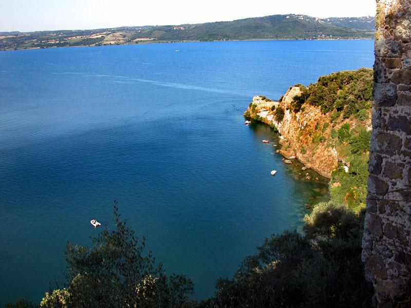 Lago di bolsena for Affitti cabina grande lago orso
