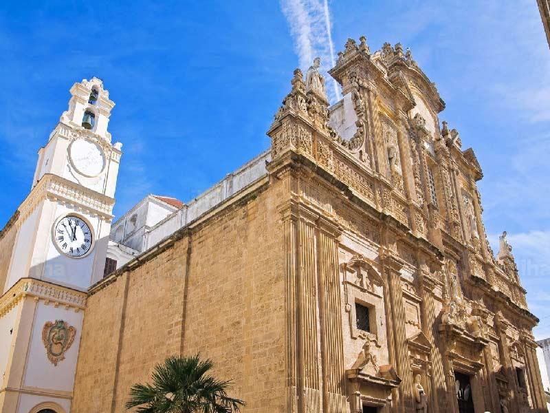 Basilica Concattedrale Di Sant Agata